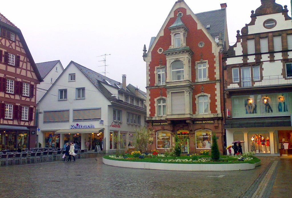 Lady aus Lahr/Schwarzwald