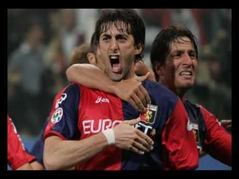 GENOA - sampdoria 3-1 Grazie RAGAZZI!!! MILITO DEMOLITION DERBY!!!!!!!!