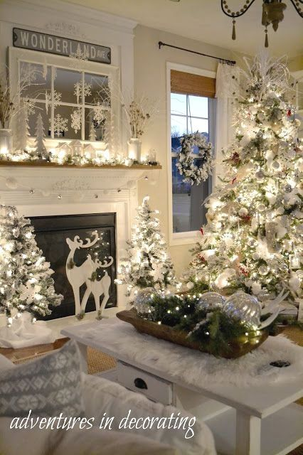 Diy Christmas Fireplace Design Diychris - Tatil
