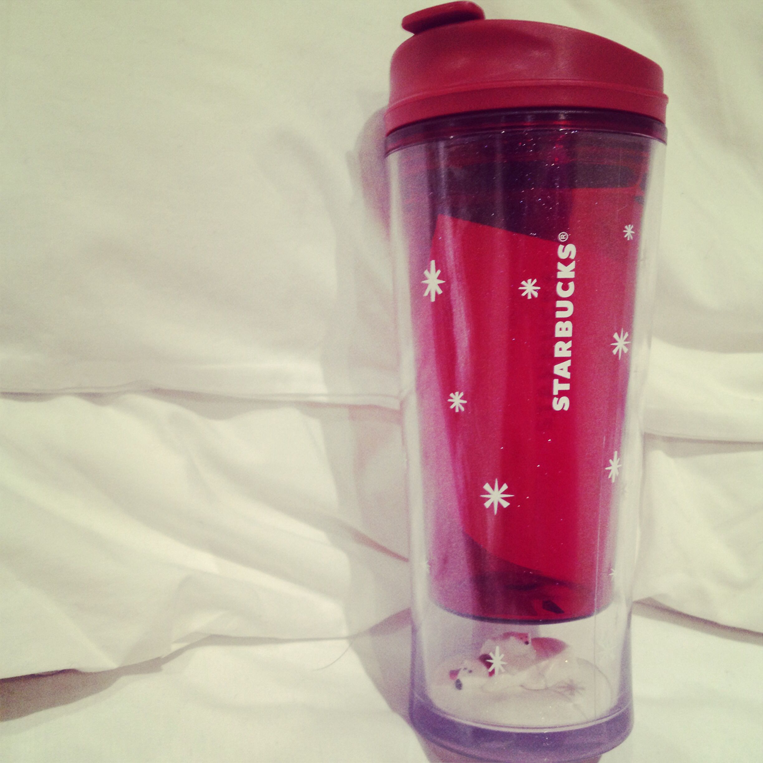 I really want a starbucks tumbler this year, doesn't matter what ...
