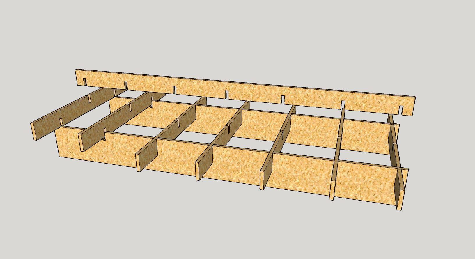 sägetisch zerlegbar für plattenholz bauanleitung zum selber