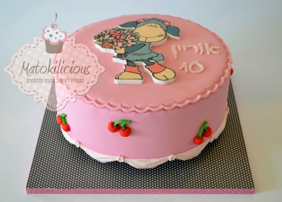 Nici Cake - Cake by Matokilicious