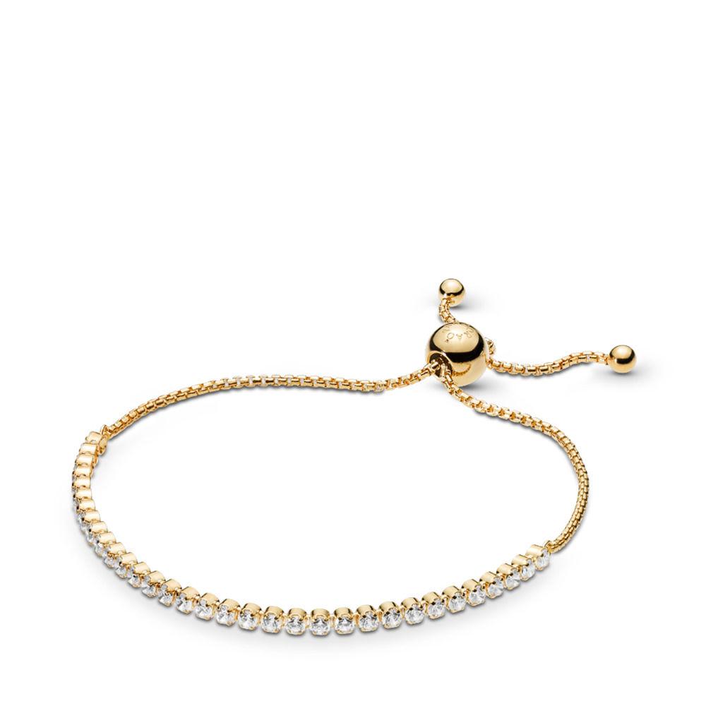Sparkling Strand Bracelet Pandora Shine Clear Cz Autumn Collection 2018 Us Pandora Net Leather Charm Bracelets Bracelet Sale Pandora Bracelets