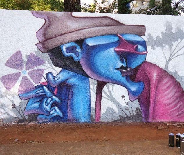 by Lelin, São José, Brazil, 8/15 (LP)