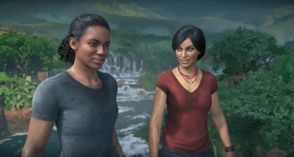 A Closer Look At The New Uncharted The Lost Legacy Gameplay