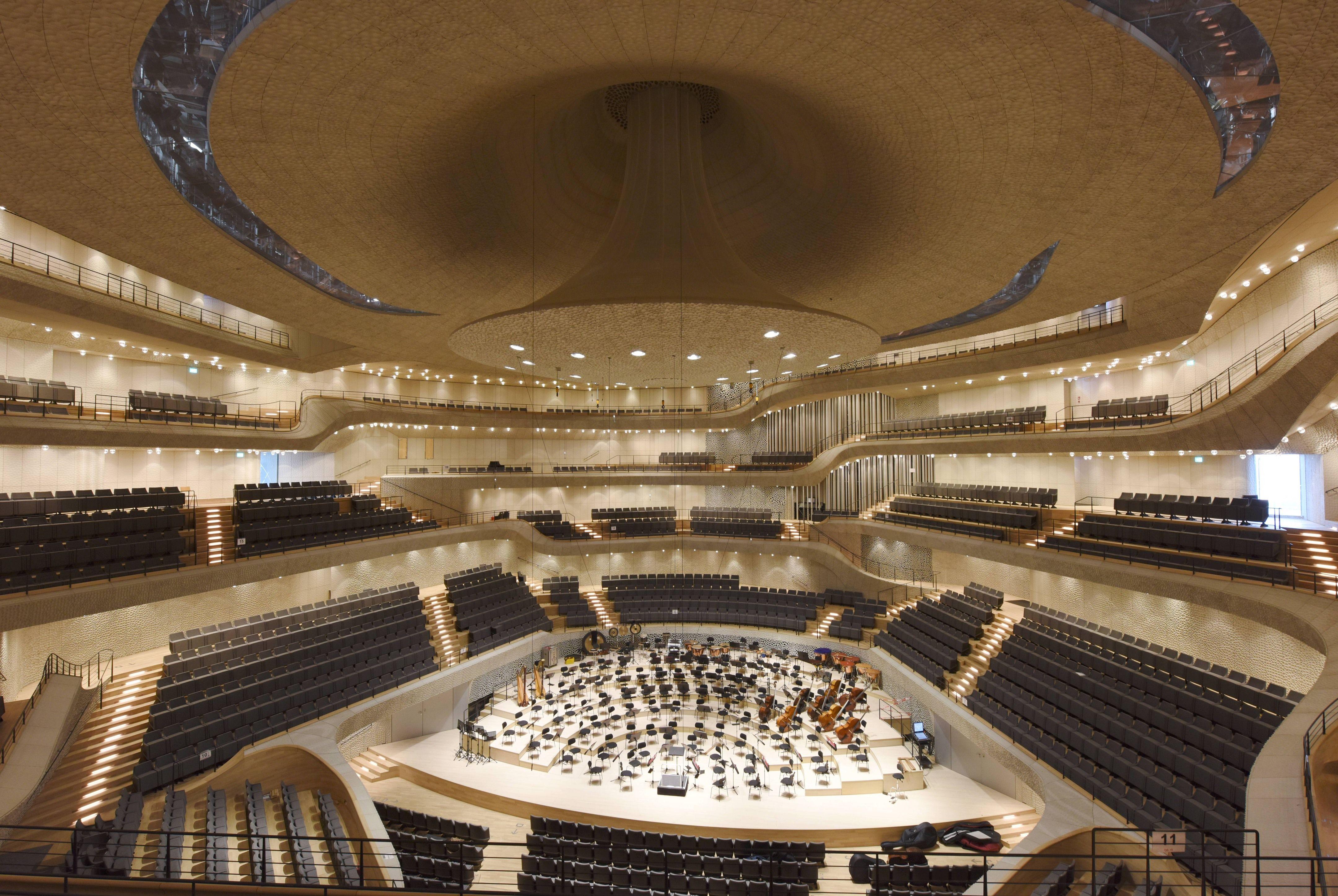 Elbphilharmonie Picture Gallery