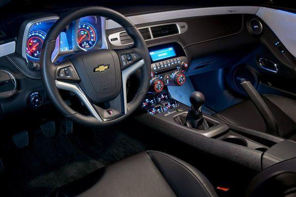 Camaro Interior Camaro Coupe Chevrolet Camaro Chevrolet