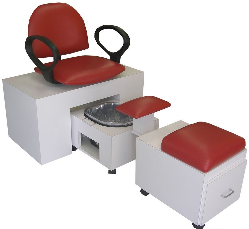 Pedicure Chairs No Plumbing Needed Spa