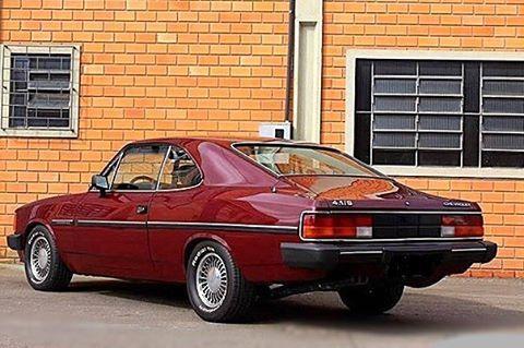 Chevrolet Opala Comodoro Coupe 4 1 S 1988 Opala