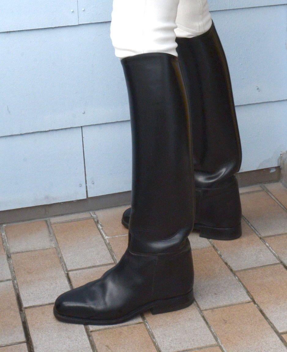 finest selection 17756 ecaaa Cavallo Lederreitstiefel Reitstiefel | boots in 2019 ...