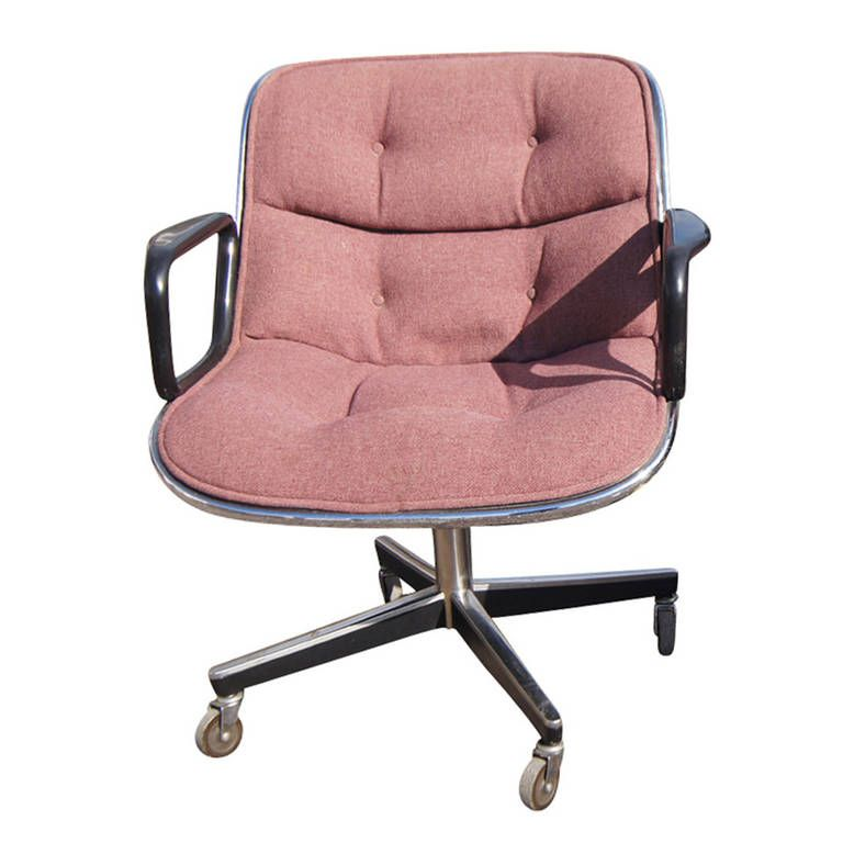 Original 1960 S Charles Pollock Executive Chair For Knoll Executive Chair Chair Swivel Chair
