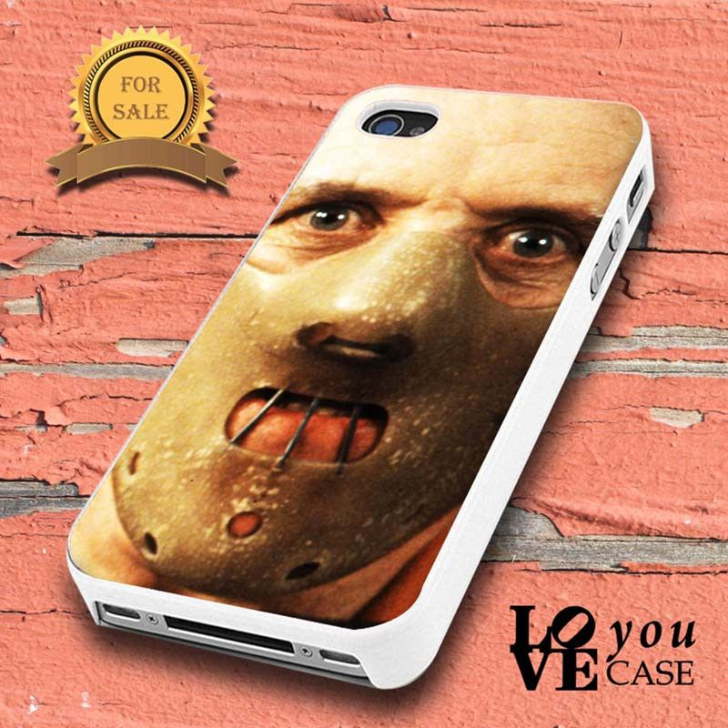 Hannibal Lecter Mask Silence of the Lambs for iphone, ipod, samsung galaxy, HTC and Nexus Case