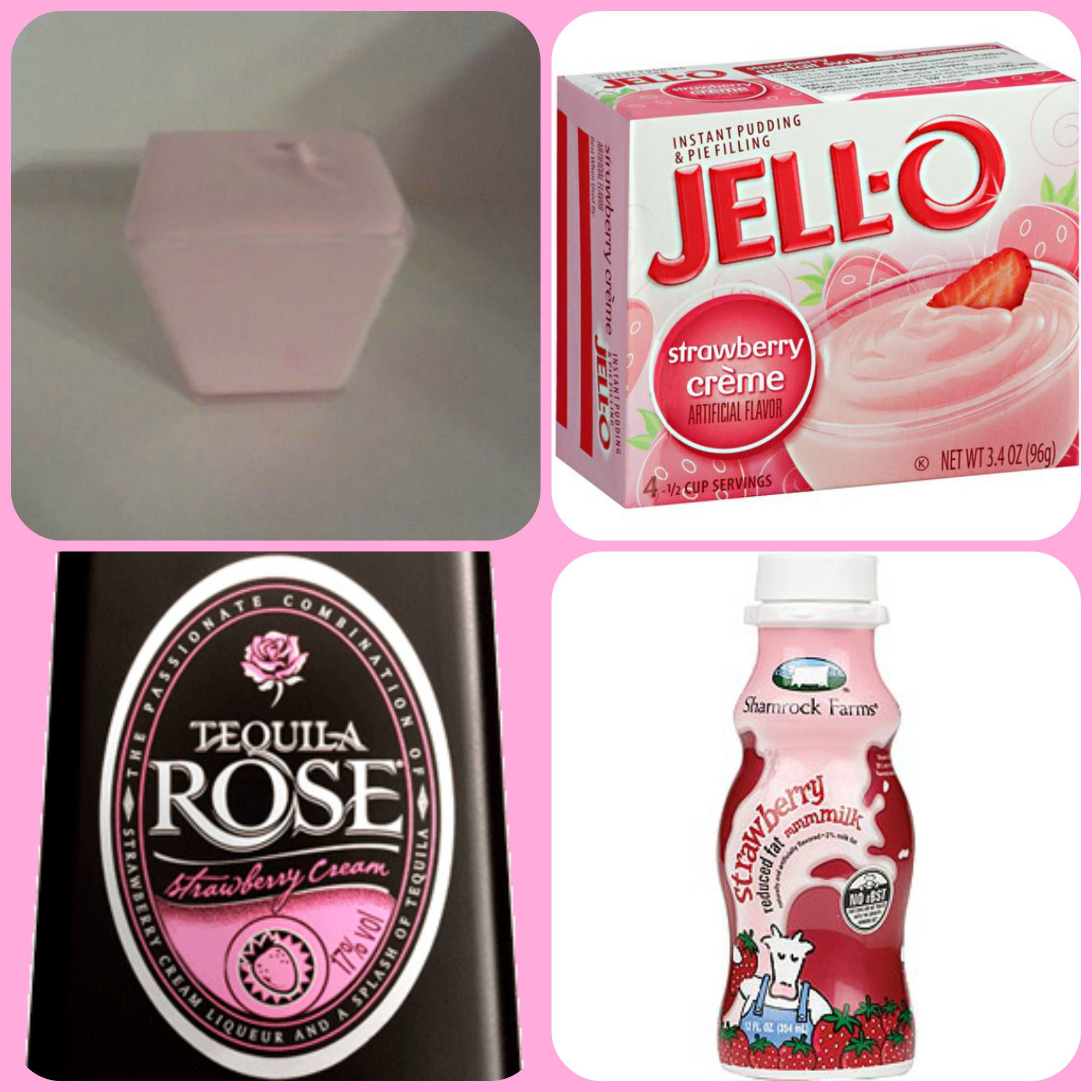 Pudding Shot Recipes With Tequila Rose