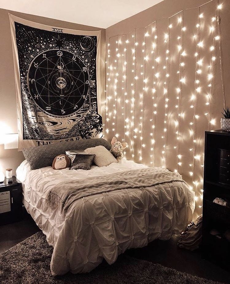 Tarot Star Tapestry Aesthetic Bedroom Cozy Room Decor Room Inspiration Bedroom