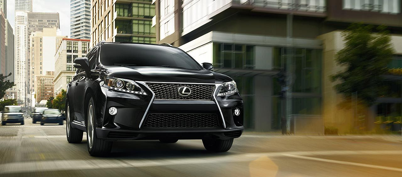 What can the Lexus RX do? You name it. Call Miguel, save