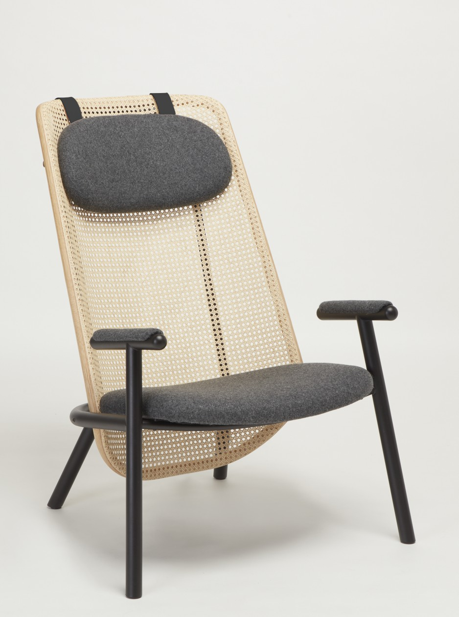 Fold Alain Gilles For Another Country Cane Cannage Rattan Rotain Seat Armchair Fauteuil Design Contemporary Modern Con In 2020 Furniture Chair Chair Design Furniture