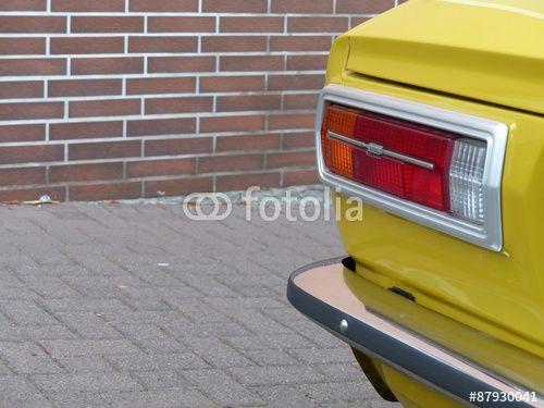 Japanischer Toyota 1000 Kleinwagen Klassiker der Siebziger Jahre bei den Golden Oldies in Wettenberg Krofdorf-Gleiberg