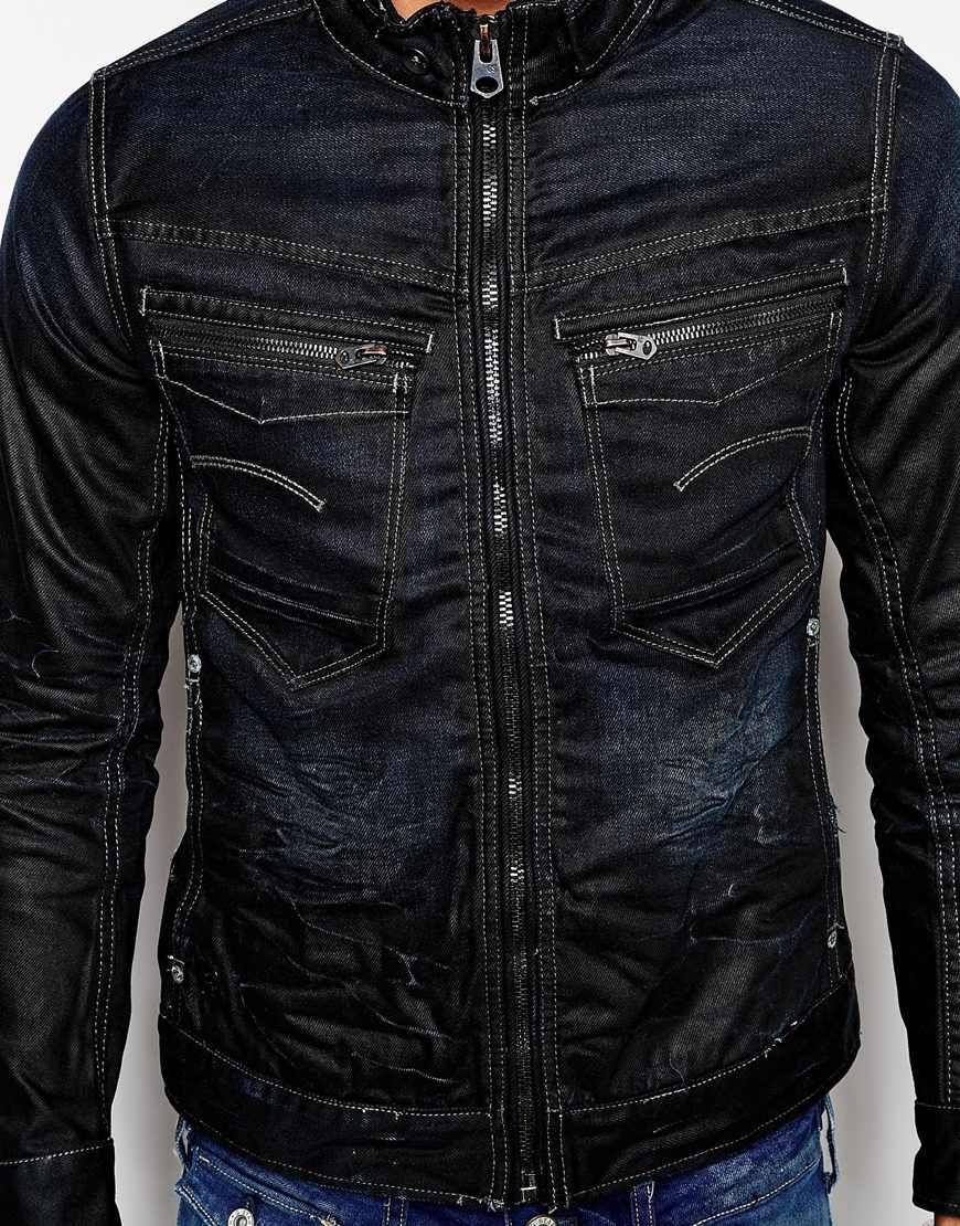 G-Star Denim Jacket New Riley  3D Slim Fit.2  b216ec7a78