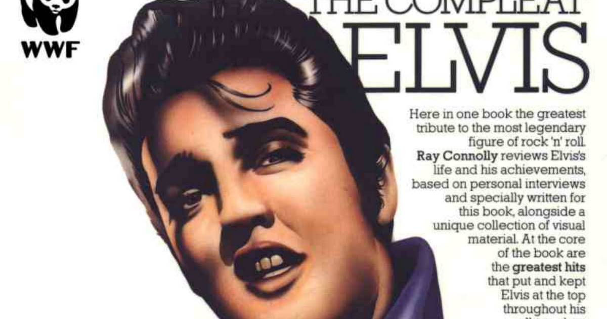 Elvis Presley The Complete Piano Guitar Chord Songbookpdfpdf