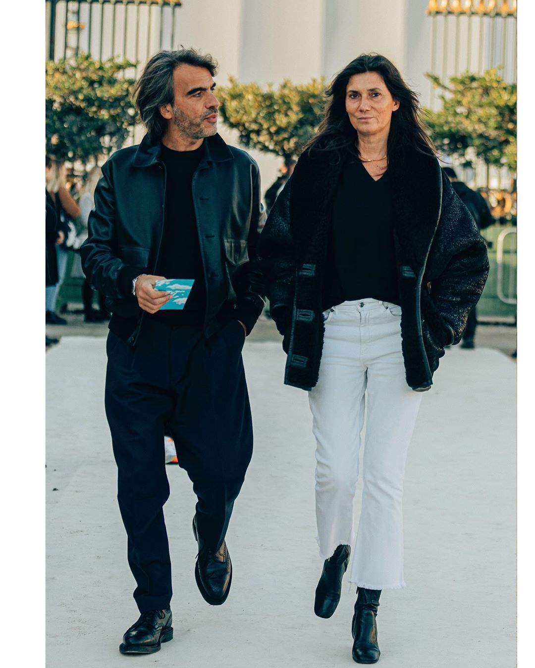 Pin On My One And Only Fashion Inspiration Emmanuelle Alt