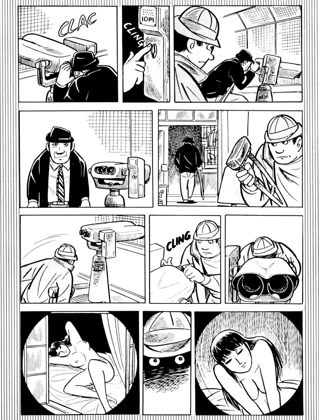 Nero Cartoon sesso fumetti