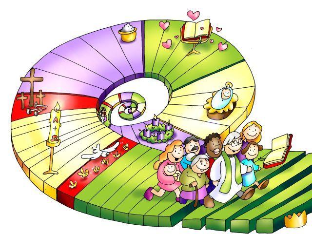 calendario liturgico per bambini cerca con google arte