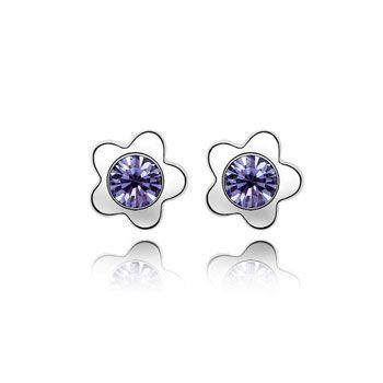 Swarovski Crystal Earring 0007  From Crystaljewelryuk.com