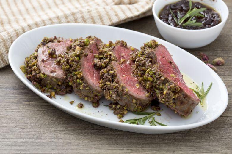 Photo of Beef fillet in crust