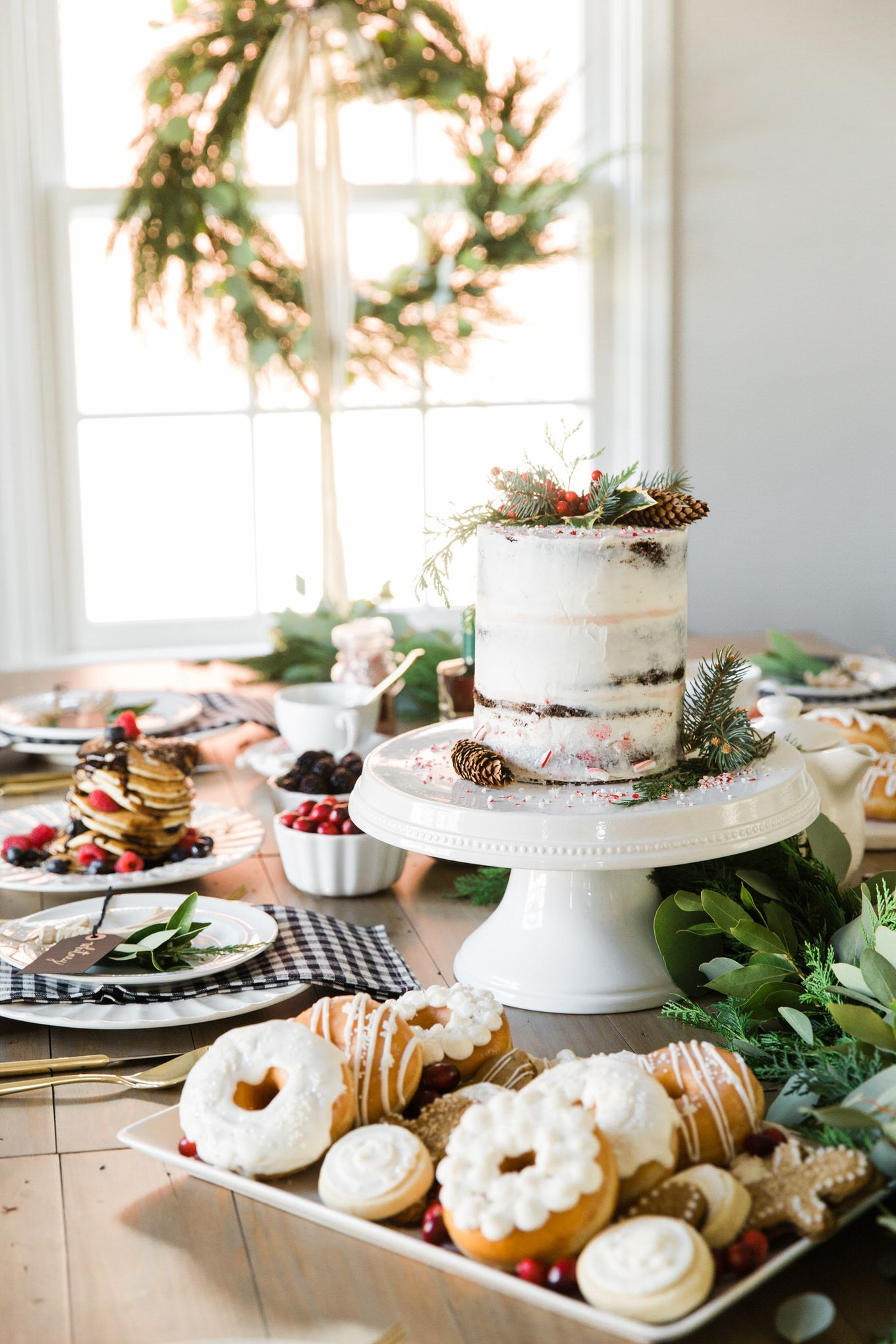 Holiday Brunch in Our New Home | Tasty TREATS | Pinterest | Brunch ...