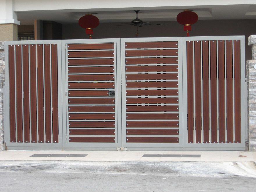 Resultado de imagen para automatic sliding house gates ...