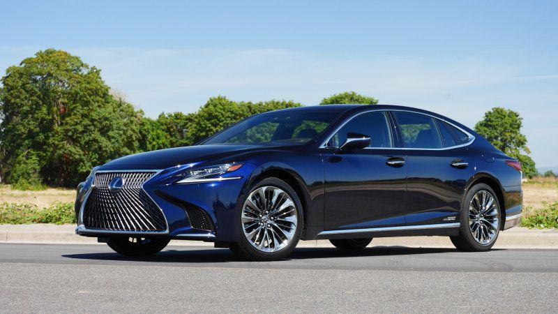 2020 Lexus Ls 500h Drivers Notes Review Be It Blue Or Red It S Excellent In 2020 Lexus Ls Lexus Lexus Cars