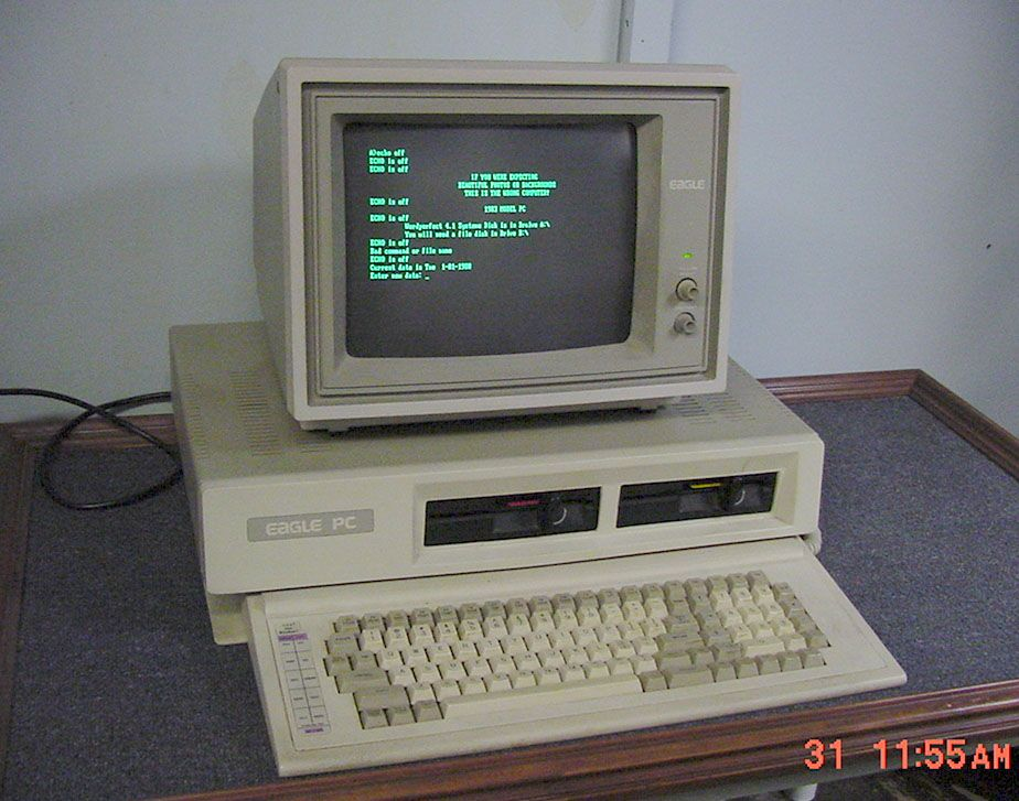 eagle computer 90 s