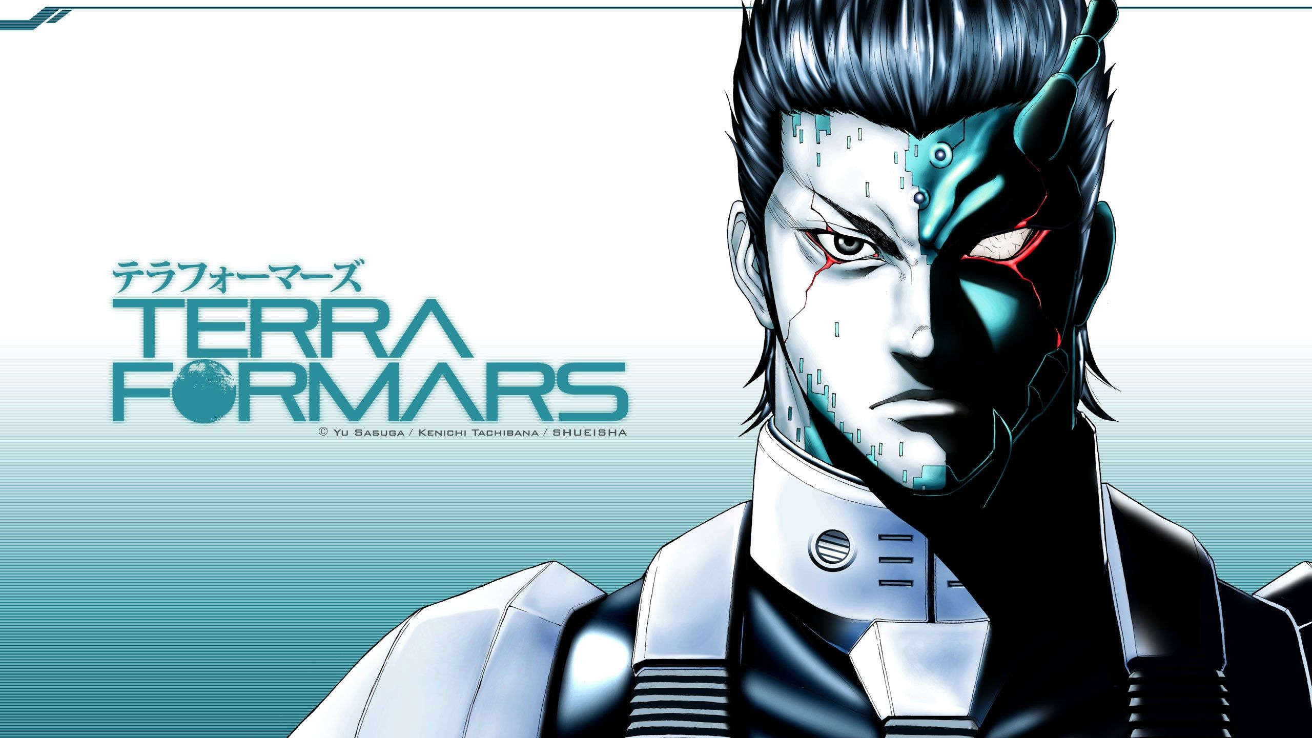 2560x1440 Px Computer Wallpaper For Terra Formars By Dyer Bush For