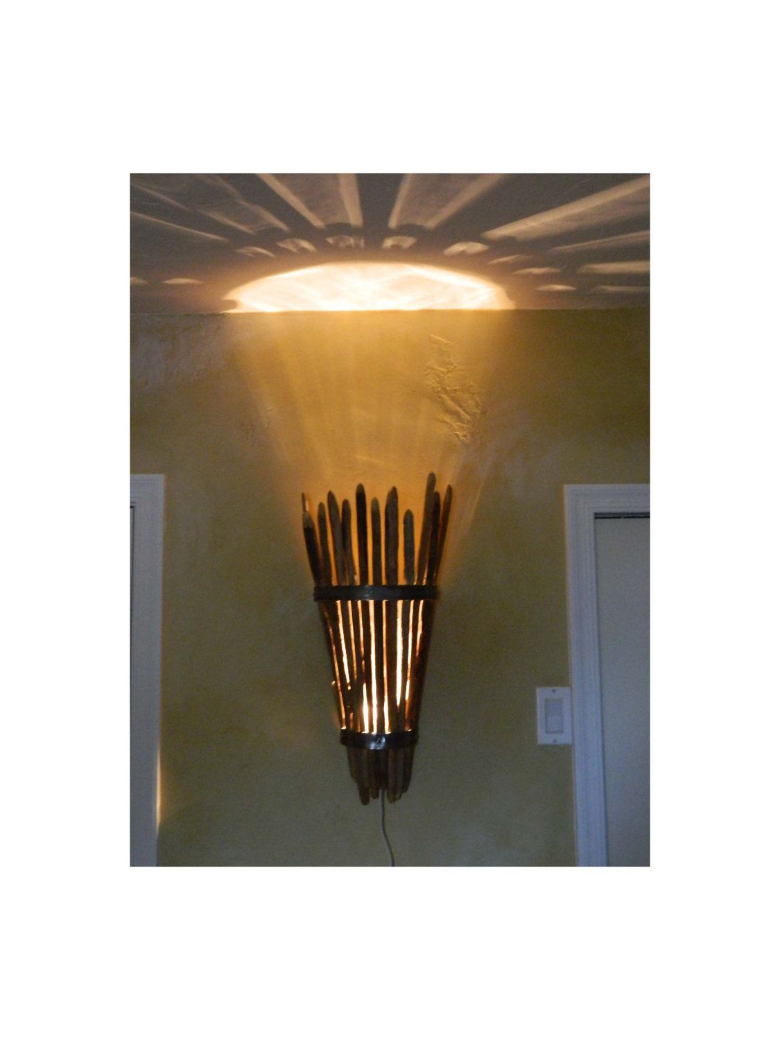 Home Decor Sconce Saguaro Cactus Rib Light Science Etsy Sconce Lighting Wall Sconces Bedroom Wall Sconces