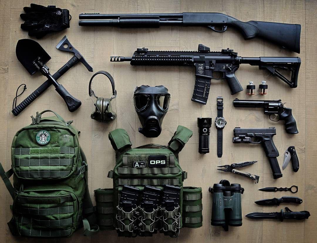 "Survival Kit Bug Out Gun : Philosophersdream ""zombie outbreak kit bug out bag"