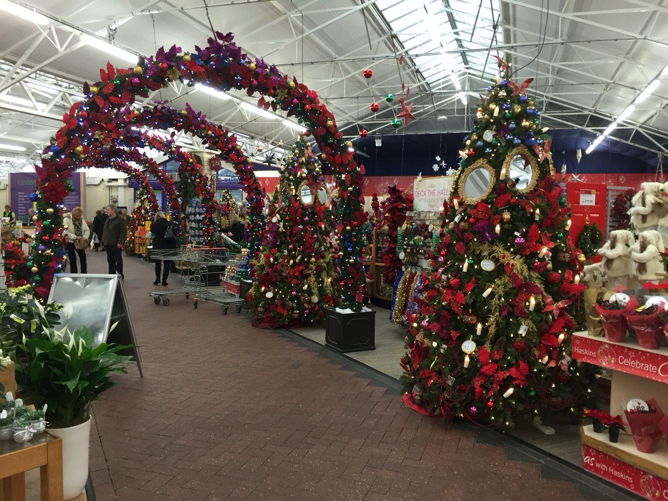 Christmas At Haskins 2015 Christmas Holiday Decor Garden Center