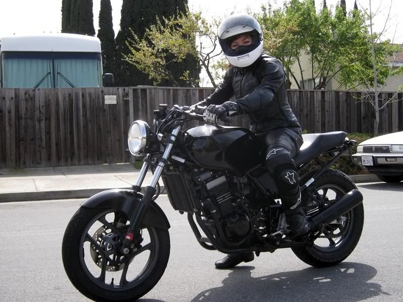 Ninja 250 Cafe Racer This Is What I Want To Build I Liked It