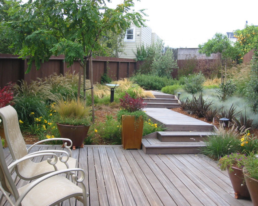 Pin By Sarah Mahoney On Landscaping And Yard Modern Landscaping Modern Landscape Design Garden Stairs