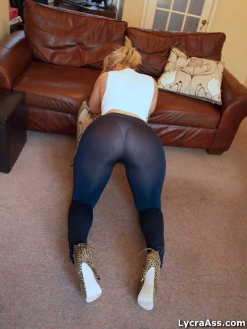 British milf in nylons free video