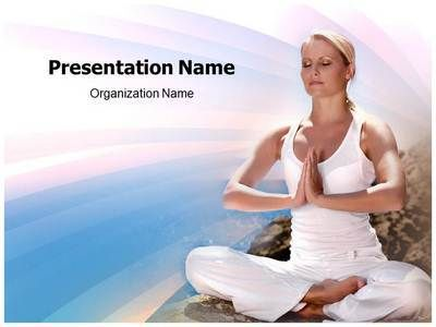 Download our professional looking ppt template on yoga and make a download our professional looking ppt template on yoga and make a yoga powerpoint toneelgroepblik Image collections