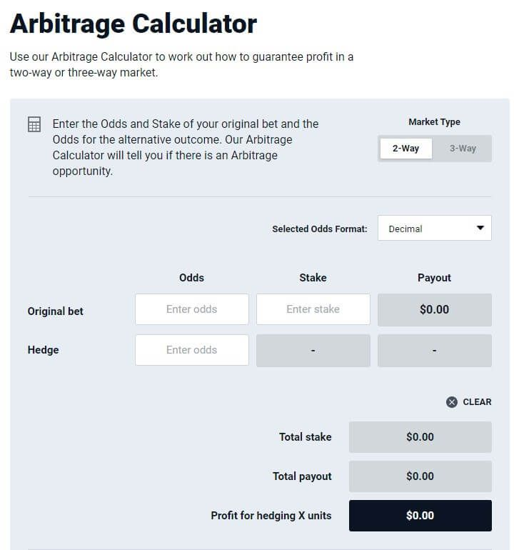 Sports arbitrage best cheat sheet arbing software for