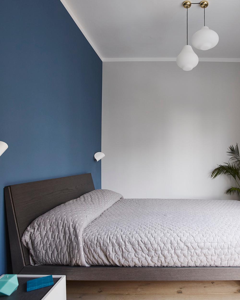 Pin Su Interiors Blue House