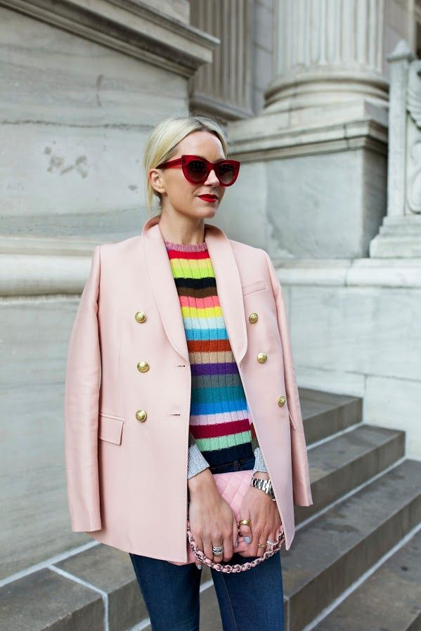 #fashion #fashionista @atlanticpacific http://atlantic-pacific.blogspot.it/2015/11/rainbow.html