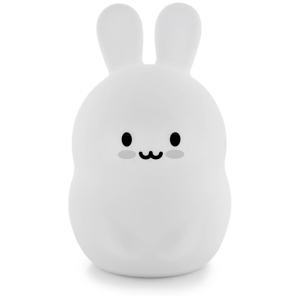 Lumipets Led Kids Night Light Lamp With Remote Bunny