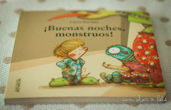 ¡BUENAS NOCHES, MONSTRUOS!   http://www.conolorabebe.com/2015/01/doce-meses-doce-libros-enero-buenas.html