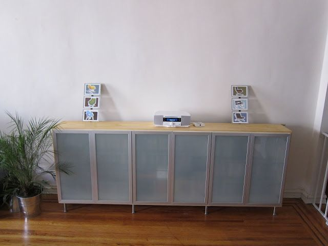 Ikea Cabinet Credenza : Ikea hackers julia wanted a credenza got monster