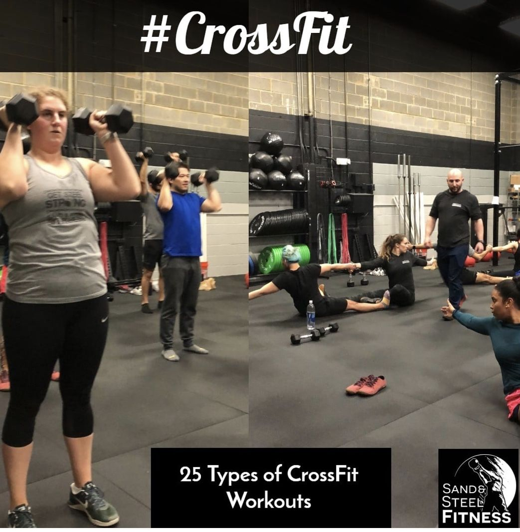 If you are a CrossFit Coach you'll find this article very helpful for adding variation to your Cross...
