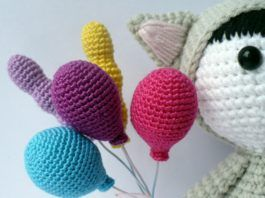 Amigurumi Minion Tarifi : Amigurumi Örgü oyuncak modelleri u2013 amigurumi balon tarifi