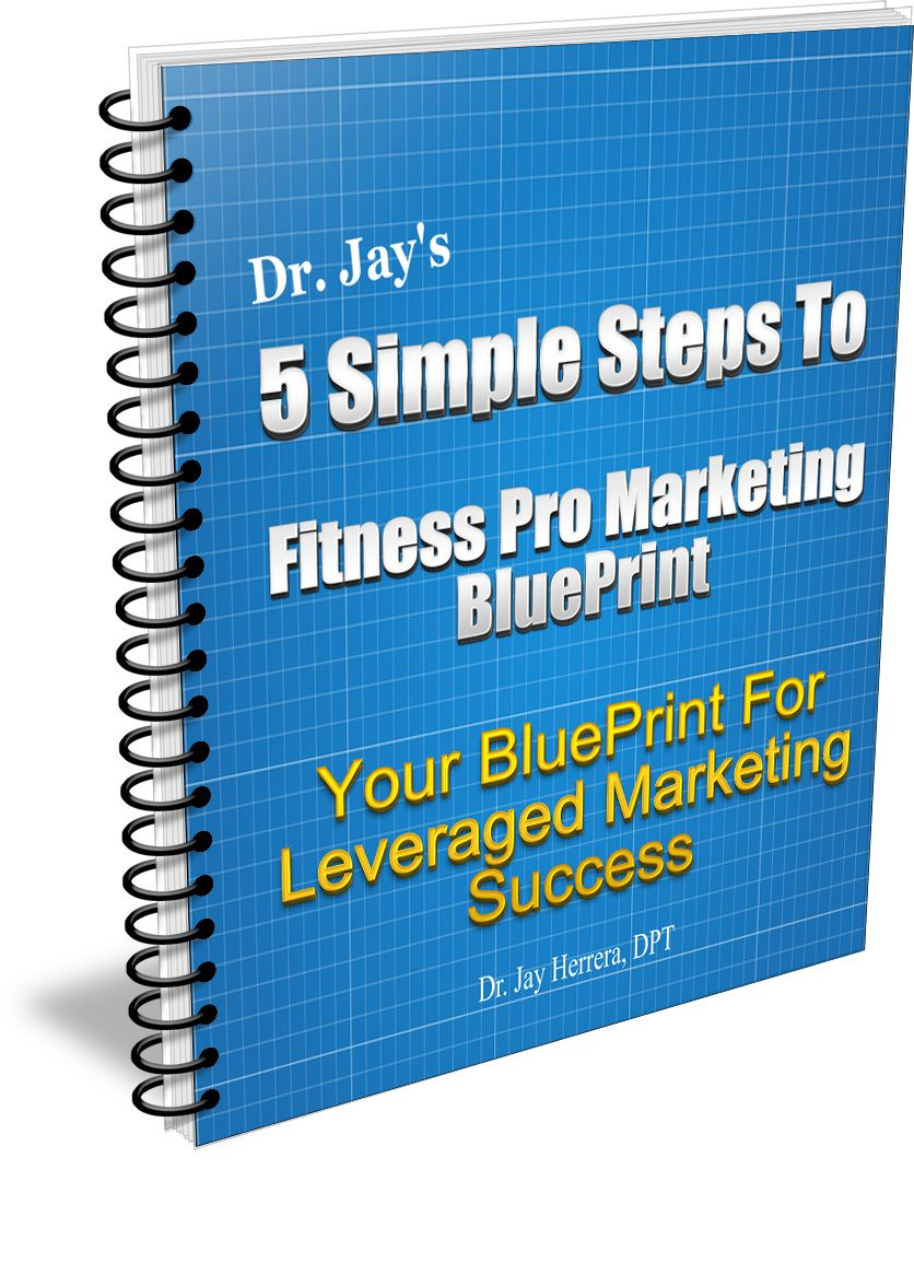 For Fitness Trainers: Get Your Free Rapid Action 1 page reports:  5 Simple Steps To Fitness Pro Marketing BluePrint.