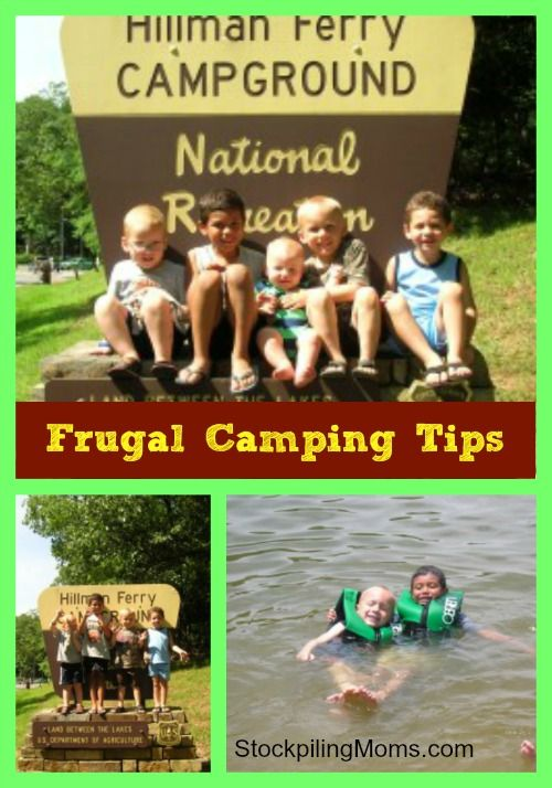 Photo of Frugal Camping Tips
